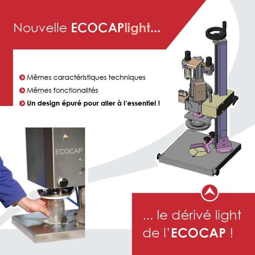 Nouvelle ECOCAPLight ! RESERVER ICI